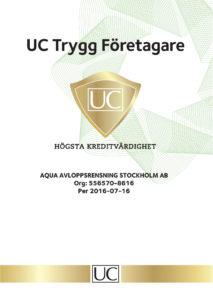 Aqua Avloppsrensning Stockholm AB.PDF